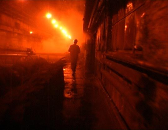 West of the Tracks – Wang Bing (2003)