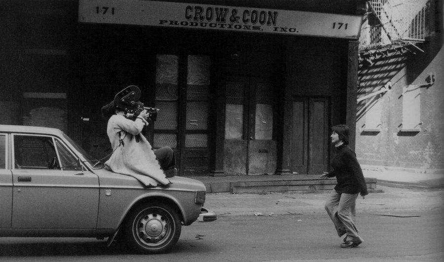 Book review: Chantal Akerman, Passer la nuit – Corinne Rondeau (2017)