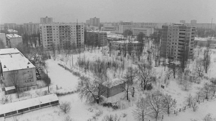 Pripyat – Nikolaus Geyrhalter (1999)