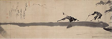 Time in Japanese art and society