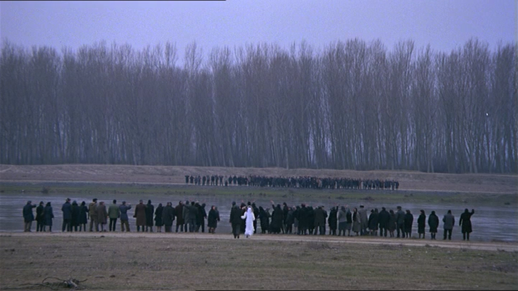 The suspended step of the stork – Theo Angelopoulos (1991)